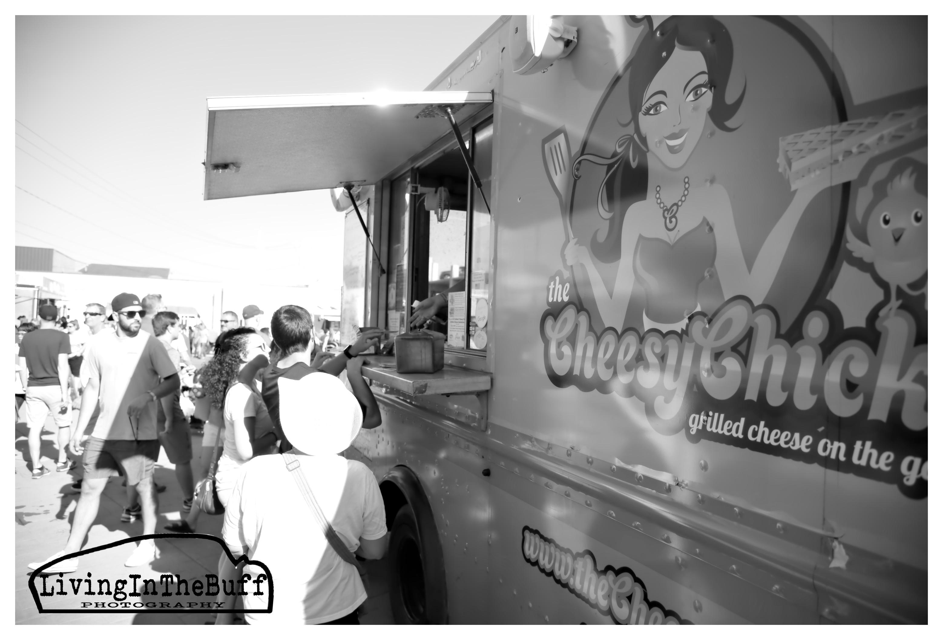 Larkinville - Food Truck Tuesdays