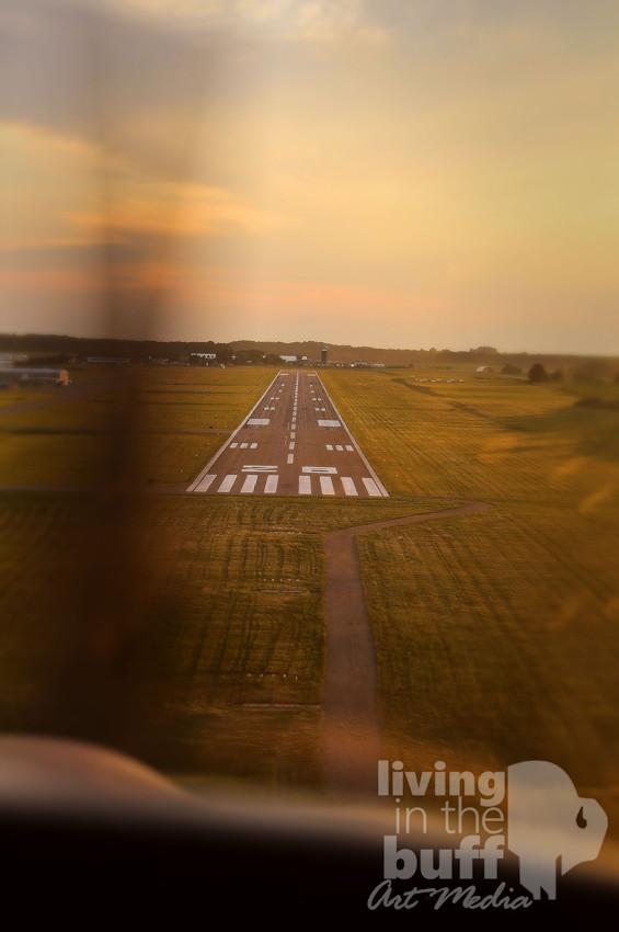 Flying High Over Buffalo