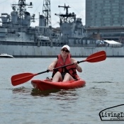 Buffalo Waterfront Kayaking