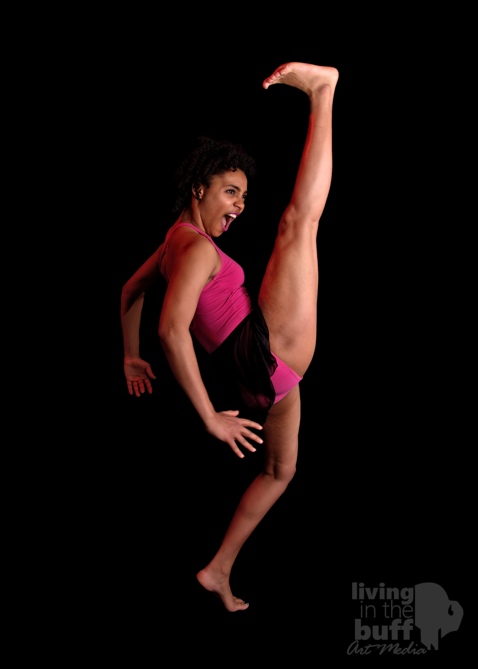Deja Stevens for Dance Days of Buffalo Promotion