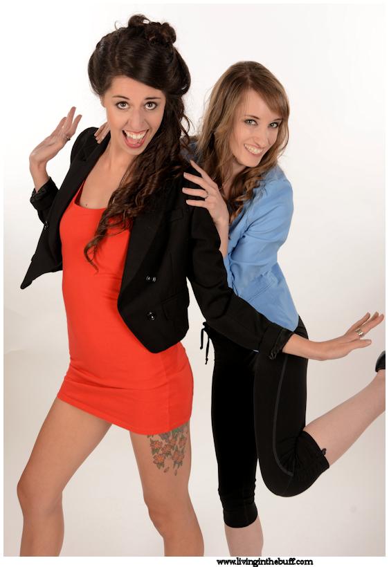 Corina and Elena