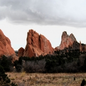 Garden of the Gods, CO