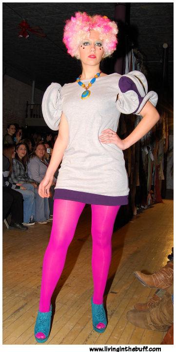 Pardon Fashion Show